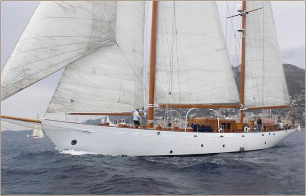 Camper and Nicholsons 115 ft Classic ketch