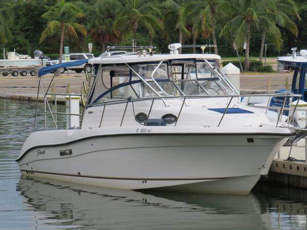 Striper 290 Walk Around