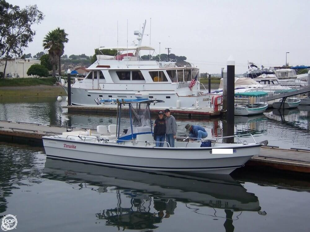 Angler Boats Super Panga 26 Center Console 2003 Angler Super Panga 26 Center Console for sale in Yorba Linda, CA