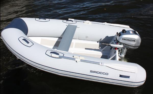 Sirocco Tender UL270