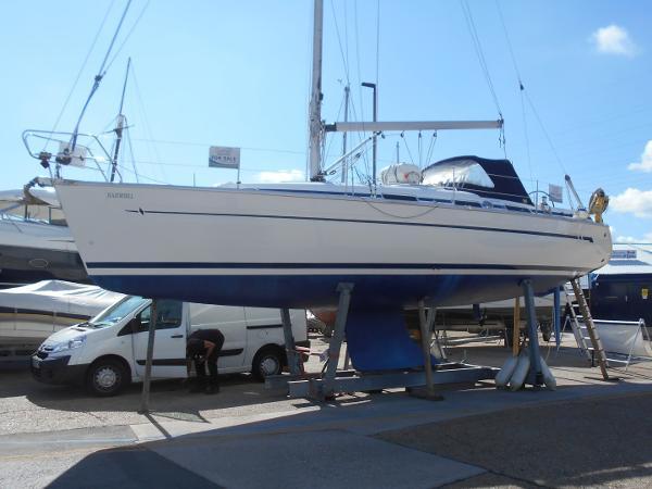 Bavaria 36 Cruiser Ashore