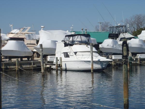 Silverton 392 Motor Yacht