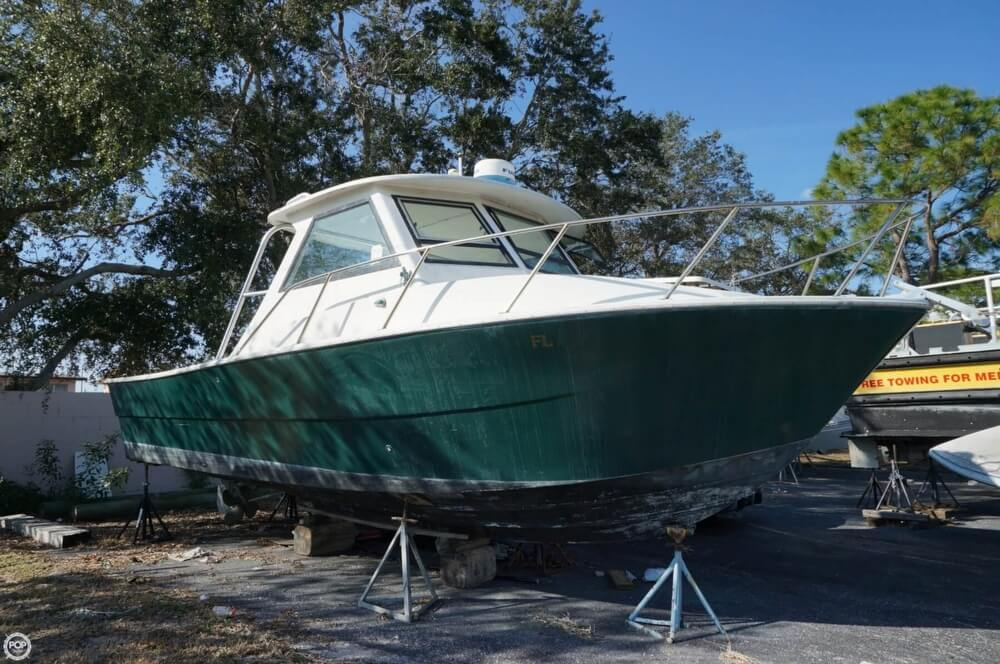Spencer 28 Pilothouse 1987 Spencer 28 Pilothouse for sale in Saint Petersburg, FL