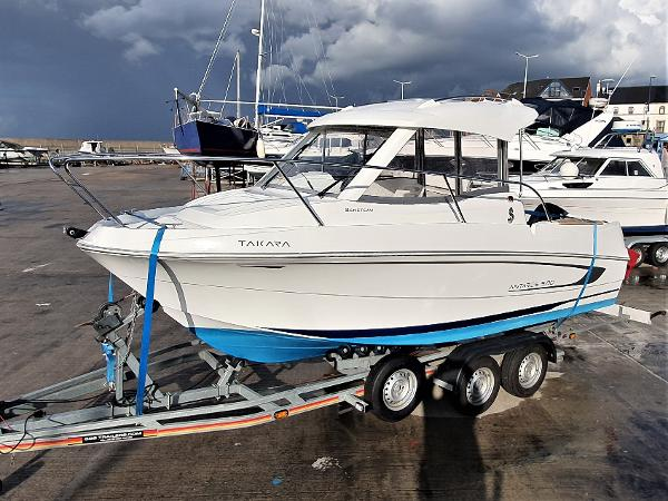 Beneteau ANTARES 5.80 Beneteau Antares 5.80 for sale with BJ Marine
