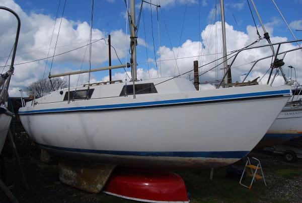 Colvic Sailer 26 Colvic Sailer 26
