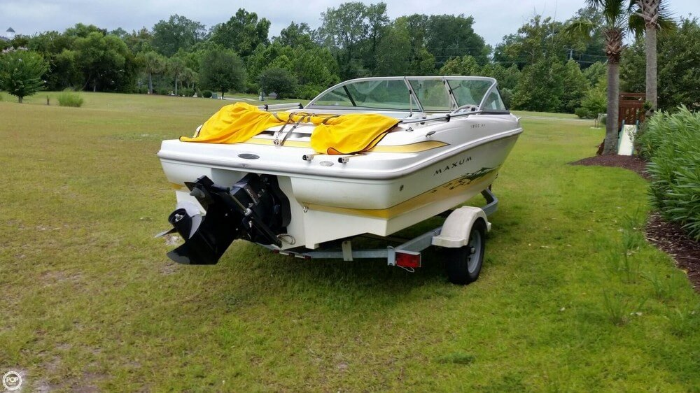 Maxum 1800 MX 2005 Maxum 1800 MX for sale in Myrtle Beach, SC
