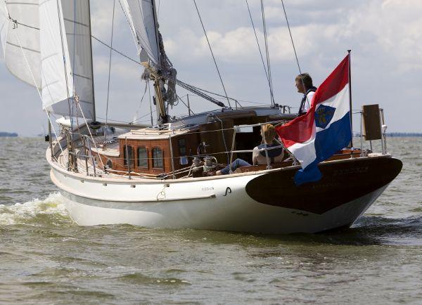 Dutch Yacht Builders Enkhuizen Puffin 41 Puffin 41