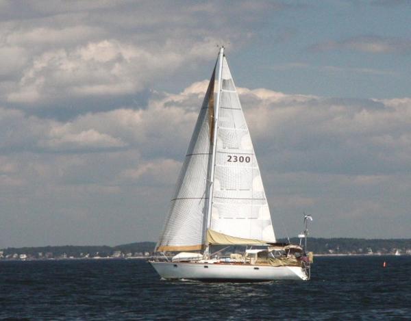 Sabre 425 Cruising