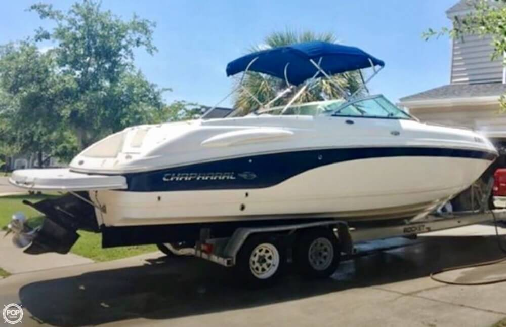 Chaparral 260 SSi 2002 Chaparral 260 SSi for sale in North Charleston, SC