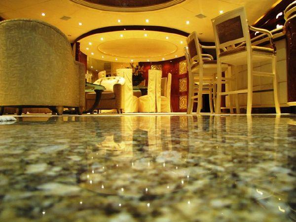 Millennium Yacht Marble Floors