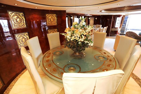 Millennium Yacht Dining Salon