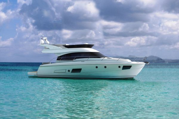 Bavaria Virtess 420 Fly Manufacturer Provided Image: Bavaria Virtess 420 Fly