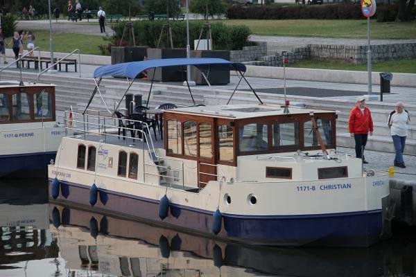 Kuhnle Werft Kormoran 1280