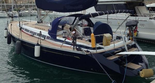 Grand Soleil 46.3 / Private