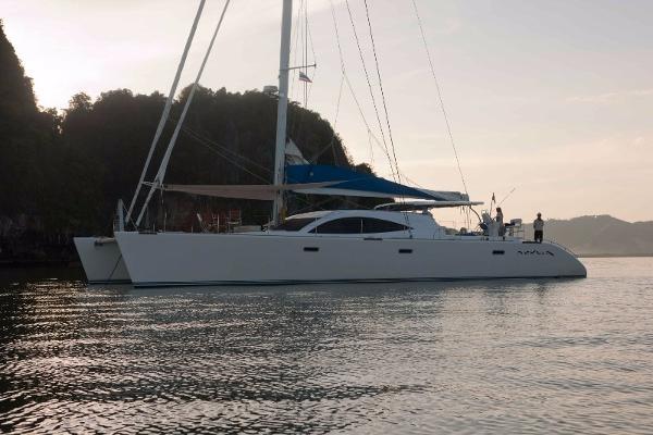 Bill Dixon 70ft Catamaran