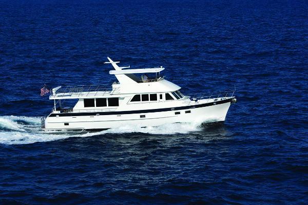 Alaskan 70 Flushdeck Motor Yacht Profile