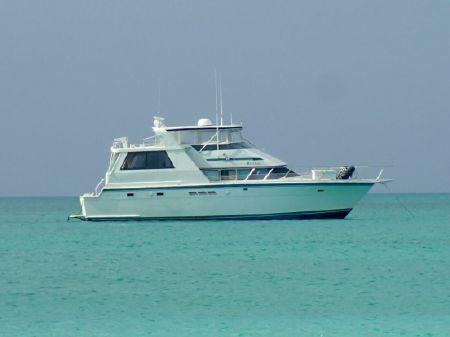 1991 Hatteras 52 Cockpit Motor Yacht, Fort Lauderdale Florida - boats.com