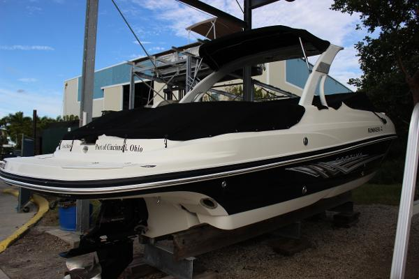 Rinker 276 Captiva Bowrider WITH TRAILER