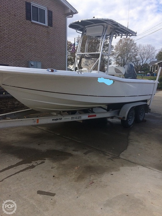 Polar Boats 2110 BB 2006 Polar 2110 BB for sale in Norwood, NC