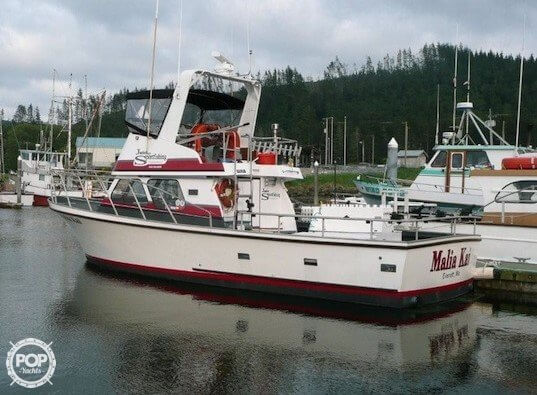 Delta 37 1976 Delta 37 for sale in Everett, WA