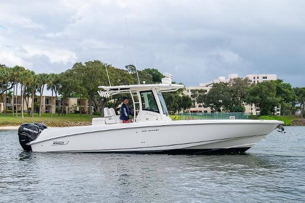 Boston Whaler 320 Outrage Erin Anne