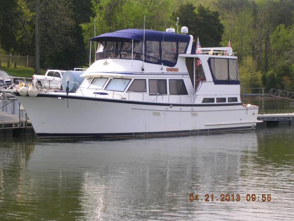 Sea Ranger Aft Cabin Motor Yacht