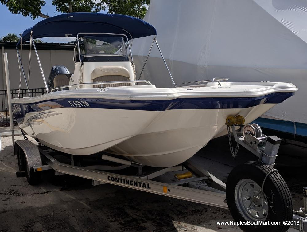 NauticStar NauticBay 210 Coastal