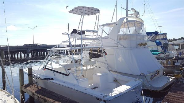 Luhrs 28 Open (2016 Longblock and Upgrades)