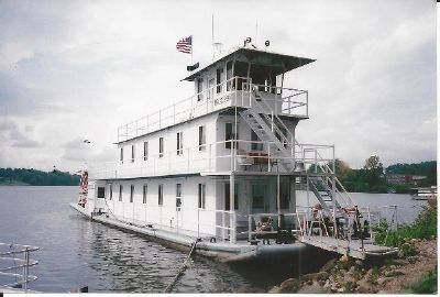 Crain Engineering Sternwheeler