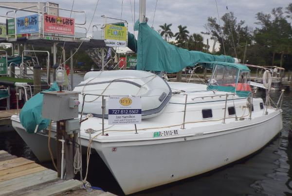 Endeavour Catamaran Catamaran port bow