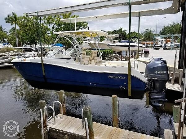 World Cat 255 DC 2014 World Cat 26 for sale in North Palm Beach, FL
