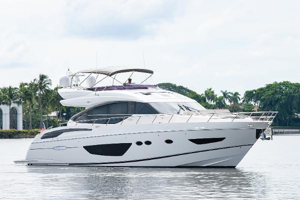 Princess S72 Motor Yacht Golden Daze II