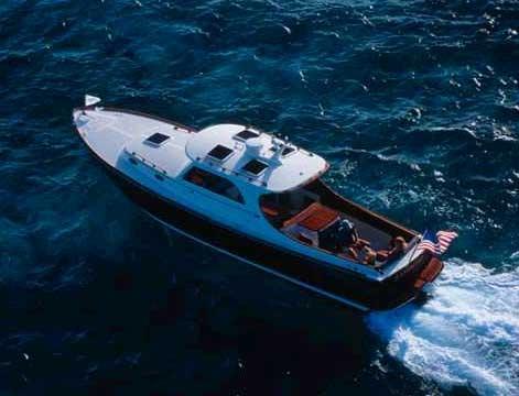 Hinckley Picnic Boat EP Manufacturer image