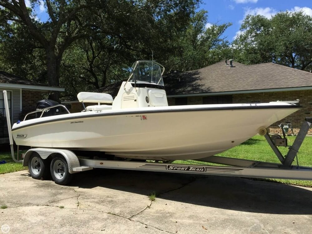 Boston Whaler 200 Dauntless 2010 Boston Whaler Dauntless 200 for sale in Slidell, LA