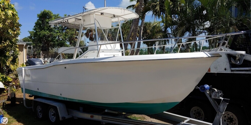 Sea Pro 235 Center Console 2002 Sea Pro 235 CC for sale in Key West, FL