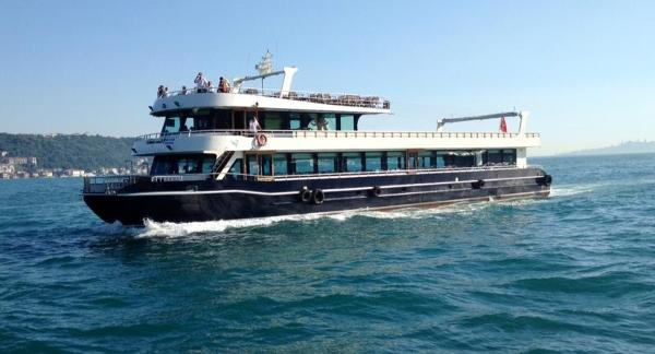 ron-ka yachting co. ltd Passenger Vessel On the water