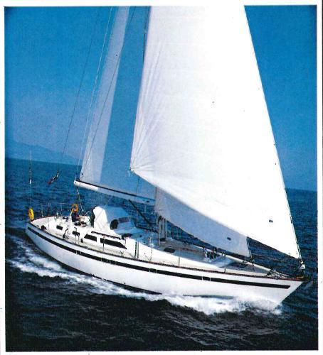 Taswell 56