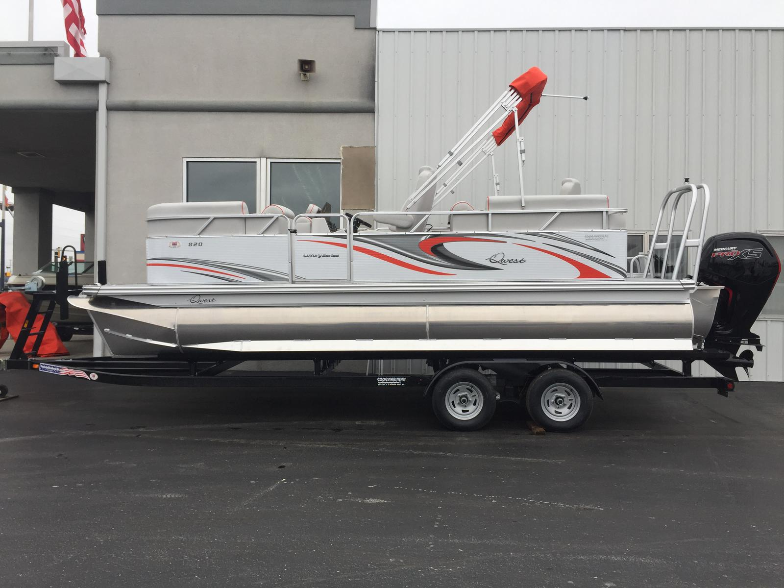 Apex Marine Qwest LS 820 DS