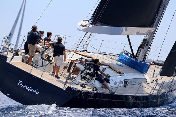 Solaris 60 lifting keel