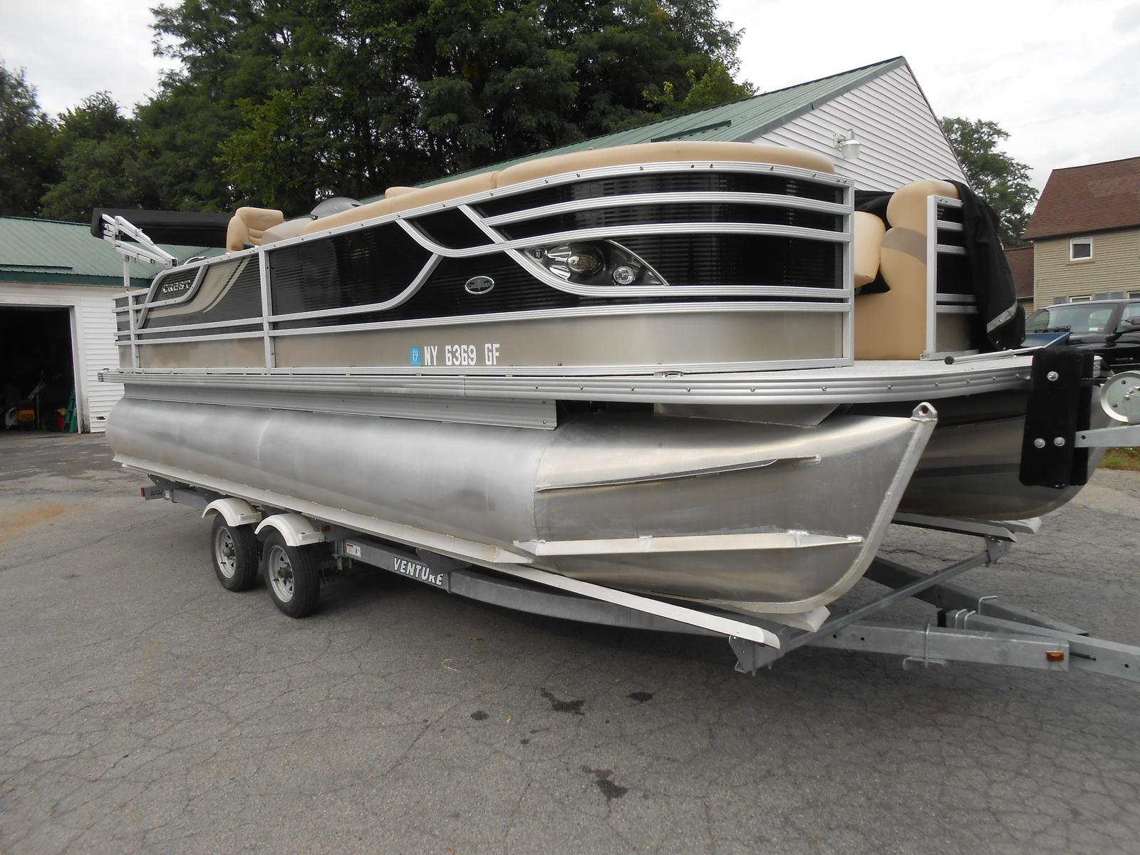 Used Pontoon Crest boats for sale - 3 - boats.com