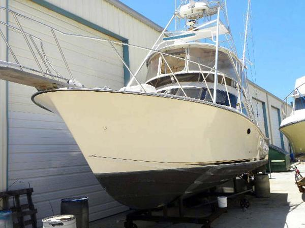 Delta 38 Sport Fisherman Main Profile