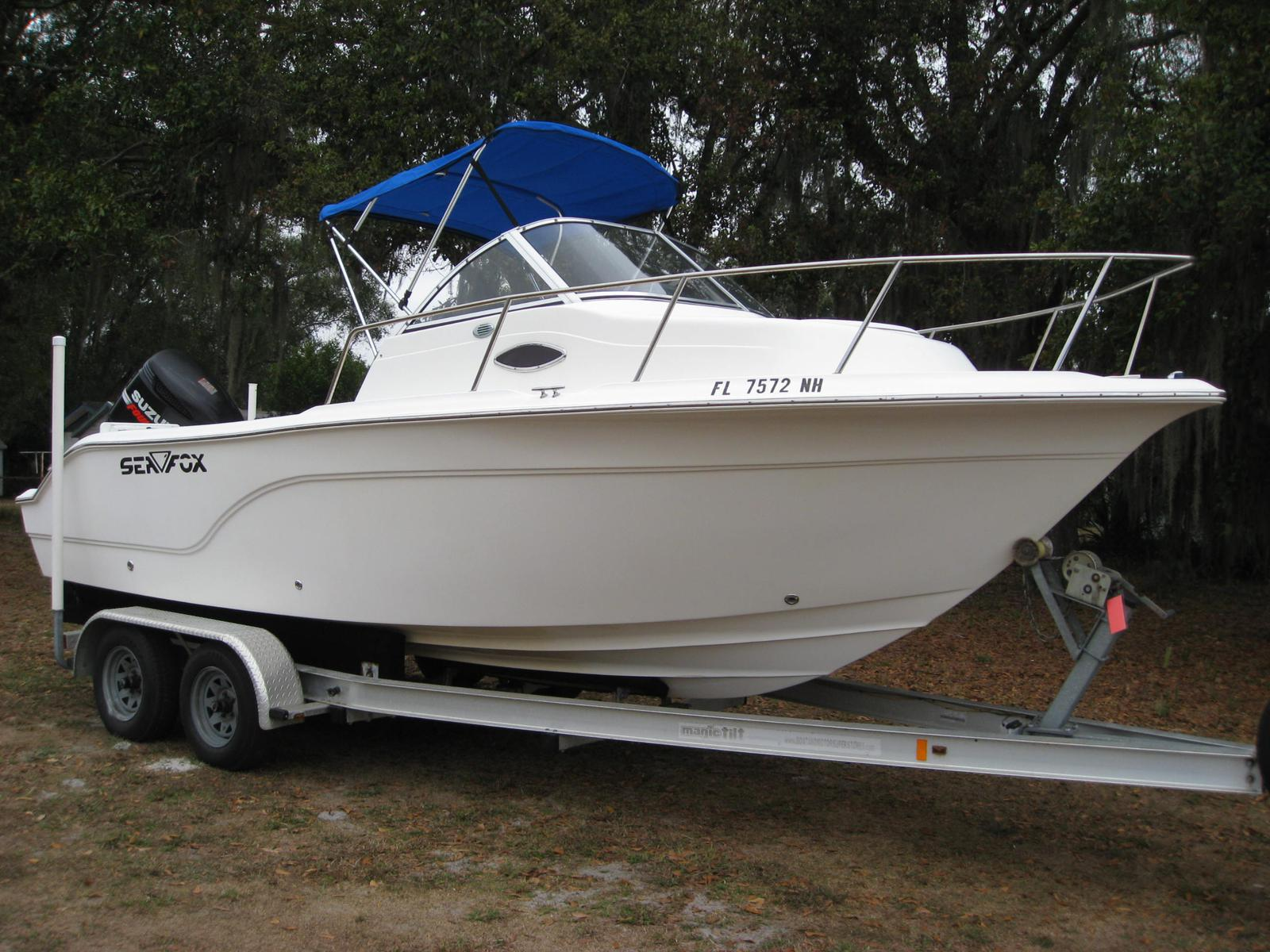 Land n sea craft new and used boats for sale for Fish and ski boats for sale craigslist