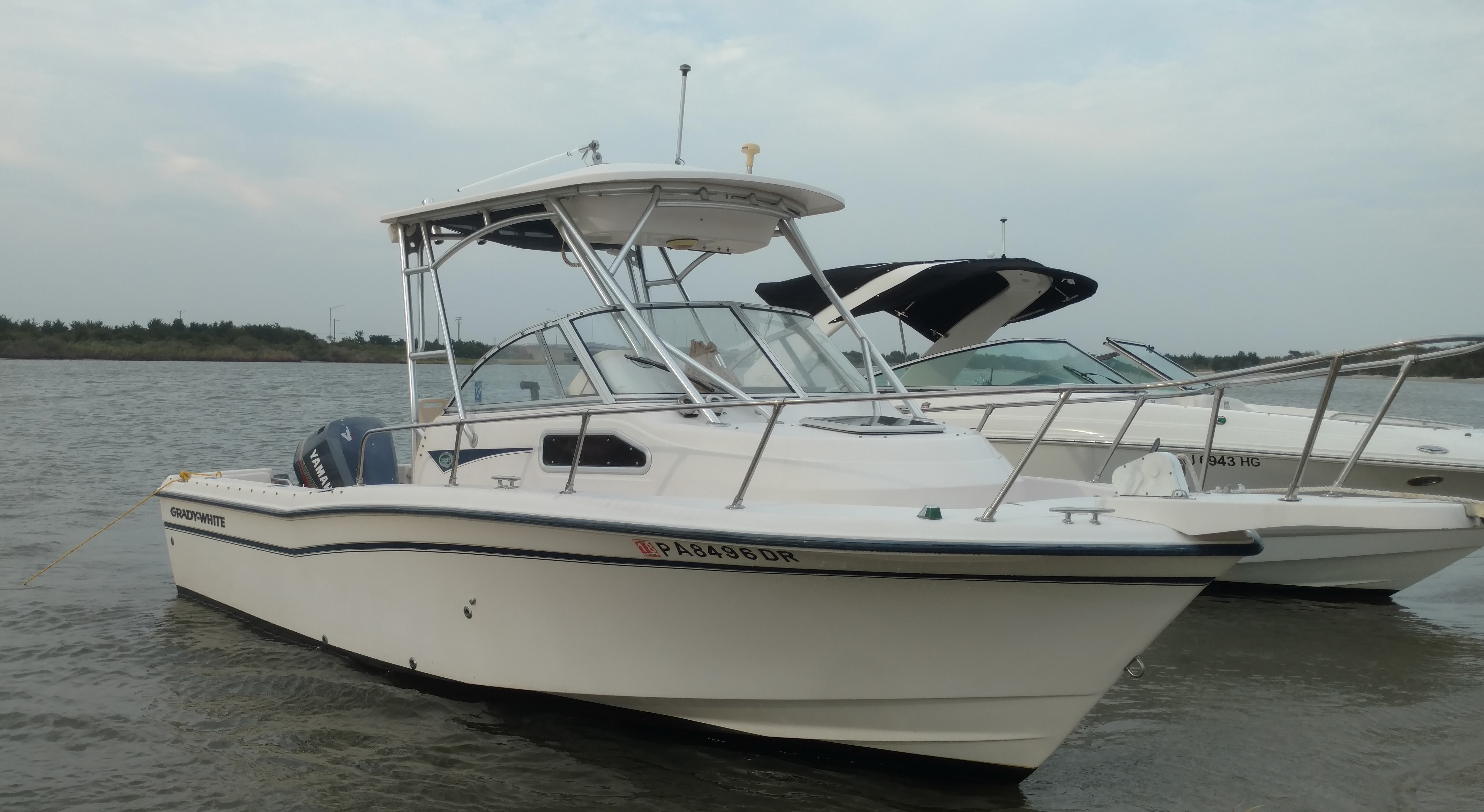 Grady white seafarer 226 boats for sale for Sips for sale