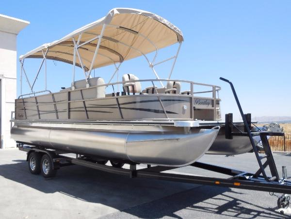 Bentley Pontoons 240 FISH RE