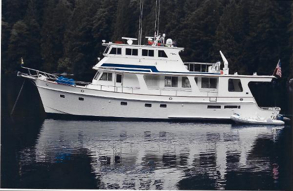 Grand Banks Raised Pilothouse Profile