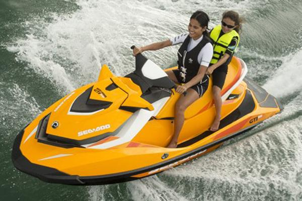 Sea-Doo GTI SE Manufacturer Provided Image