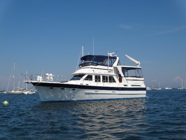 Jefferson 45 Motor Yacht
