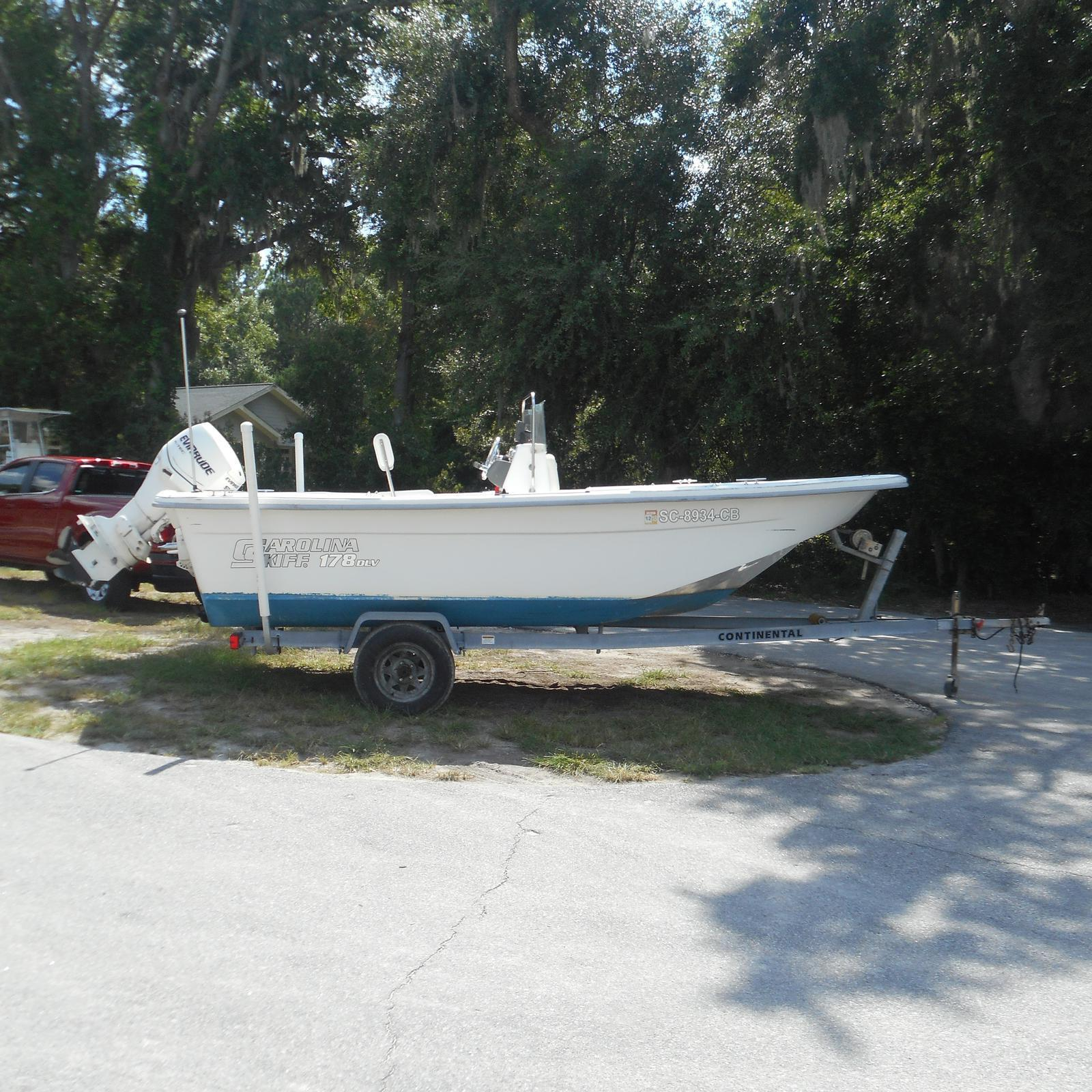 Carolina Skiff DLV-Series DLV 178