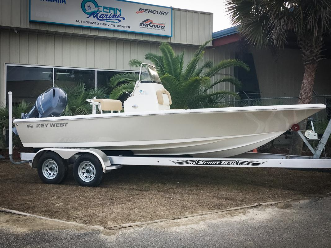 Key West Boats, Inc. 210 BR