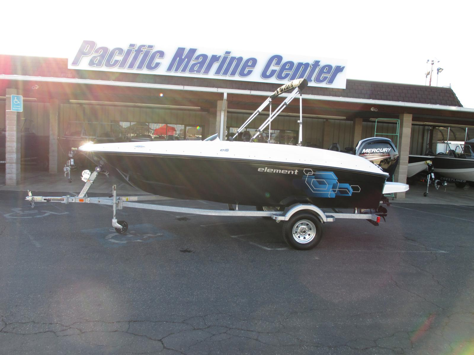 Bayliner 160 Element-Mercury 75hp